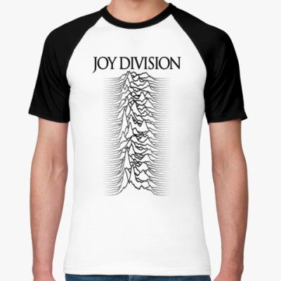 Футболка реглан  Joy Division