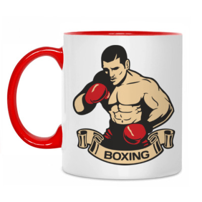 Кружка  Boxing (бокс)