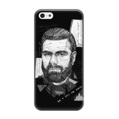 Чехол для iPhone 5/5s Сергей Довлатов