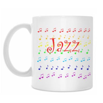 Кружка Jazz