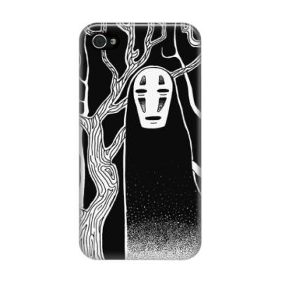 Чехол для iPhone 4/4s Миядзаки Унесённые Призраками