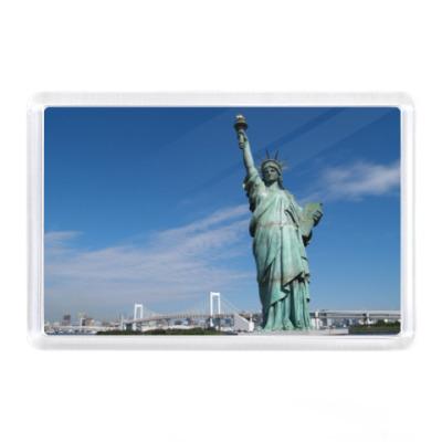 Магнит Статуя свободы