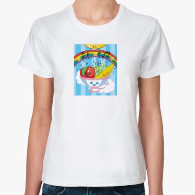 Классическая футболка KawaiiFruit