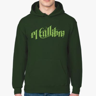 Толстовка худи Хип-хоп el Callibro