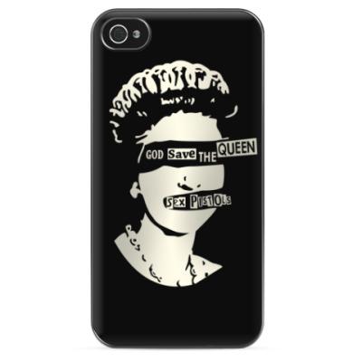 Чехол для iPhone Sex Pistols