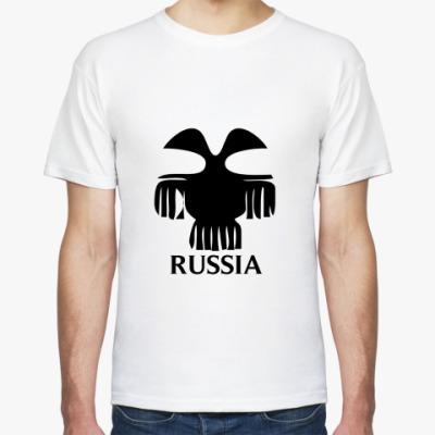 Футболка Российская Федерация