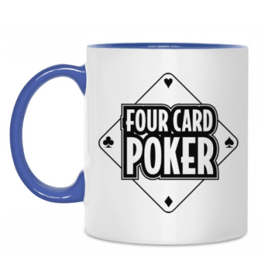 Кружка Four Card Poker