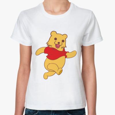 Классическая футболка  Винни-Пух?