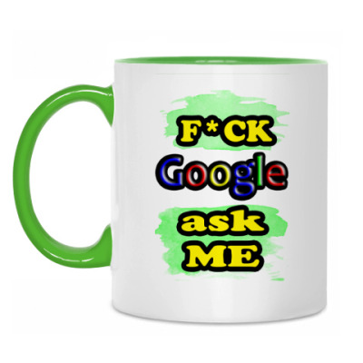 Кружка Кружка (англ-рус) Google