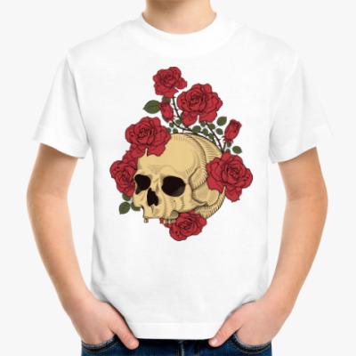 Детская футболка The Dead Garden