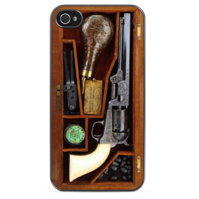 Чехол для iPhone Gustave Young Revolver