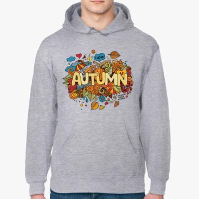 Толстовка худи 'Я люблю Осень'