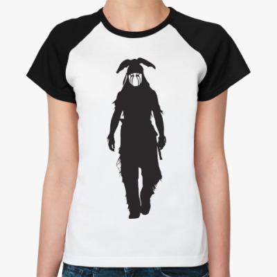 Женская футболка реглан Тонто