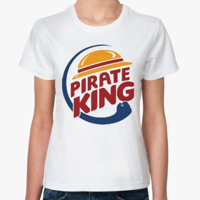 Классическая футболка Соломенная Шляпа