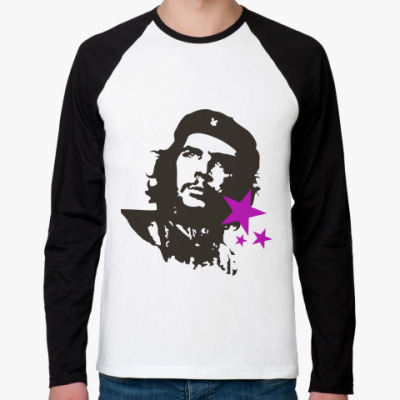 Футболка реглан с длинным рукавом Che Guevara