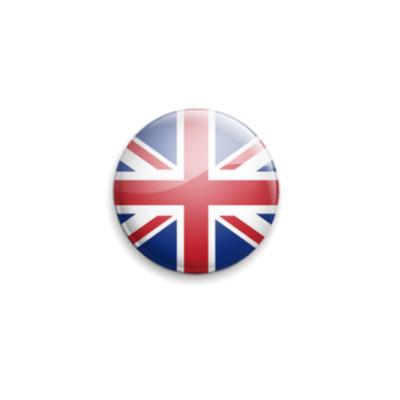 Значок 25мм United-Kingdom