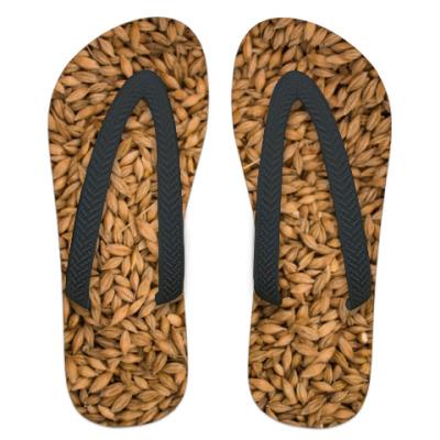 Шлепанцы (сланцы) Зерна