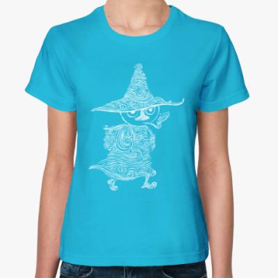 Женская футболка Snufkin