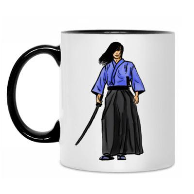 Кружка 'Самурай'