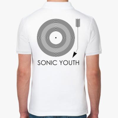 Рубашка поло Sonic Youth
