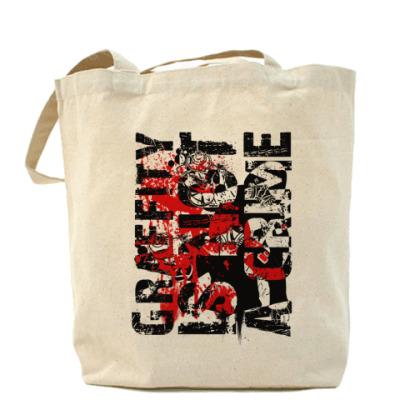 Сумка Graffity Холщовая сумка