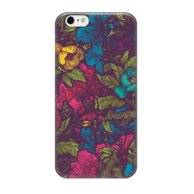 Чехол для iPhone 6/6s Цветы цветы