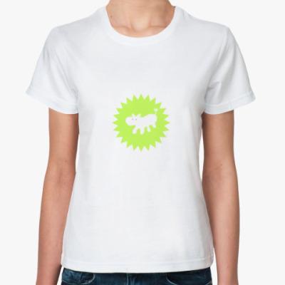 Классическая футболка 'Gippo'