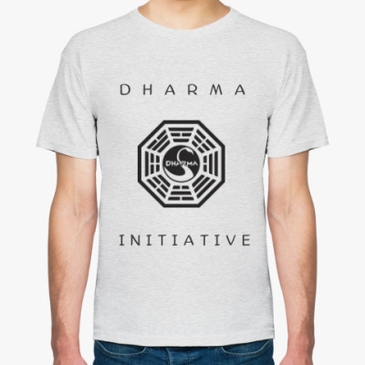 Футболка Dharma Initiative