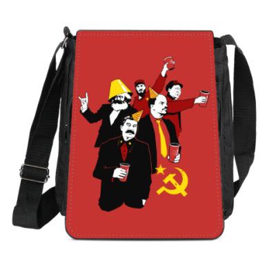 Сумка-планшет Коммунистическая партия