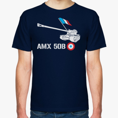 Футболка AMX 50B