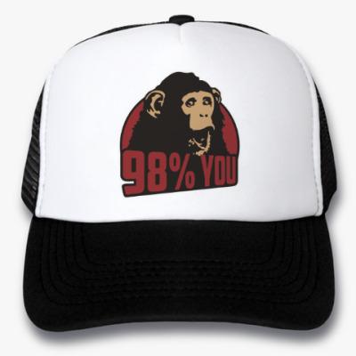 Кепка-тракер 98% тебя