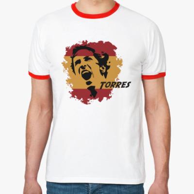 Футболка Ringer-T Торрес