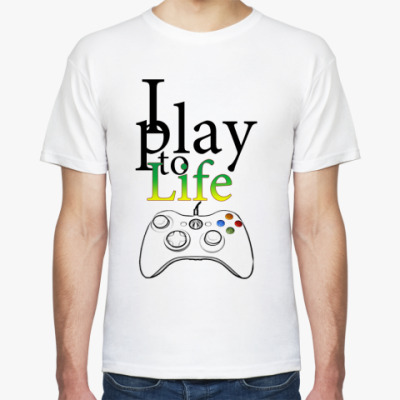 Футболка Play