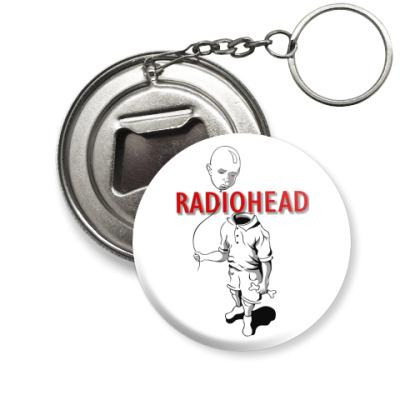 Брелок-открывашка Radiohead