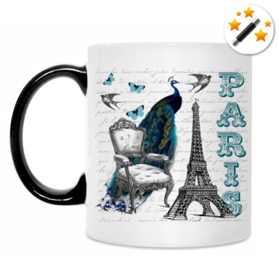 Кружка-хамелеон PARIS