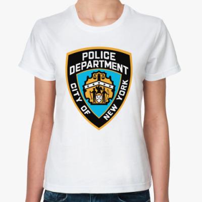 Классическая футболка Police
