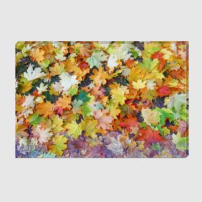 Холст осень