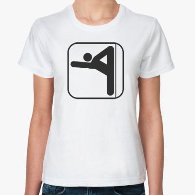 Классическая футболка Пилон