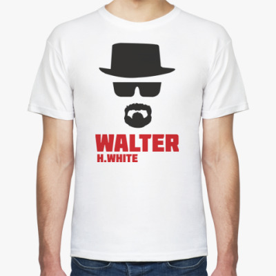 Футболка  Walter H.White