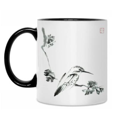 Кружка Зимородок (Kingfisher)