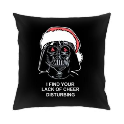 Подушка Darth Vader новый год