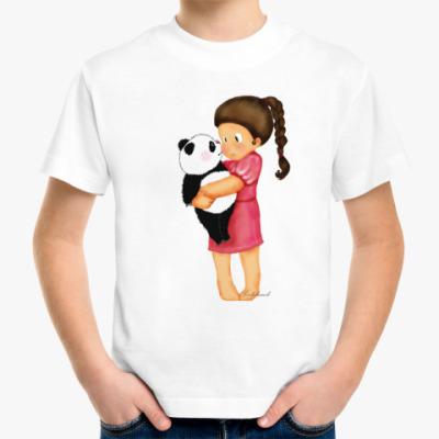 Детская футболка girl&bear