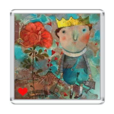 Магнит Влюбленный принц