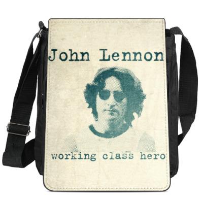 Сумка-планшет John Lennon