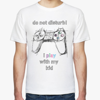 Футболка Controller playstation kid