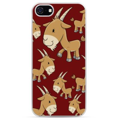 Чехол для iPhone 'Козлики'