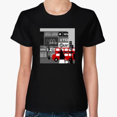 Женская футболка West End