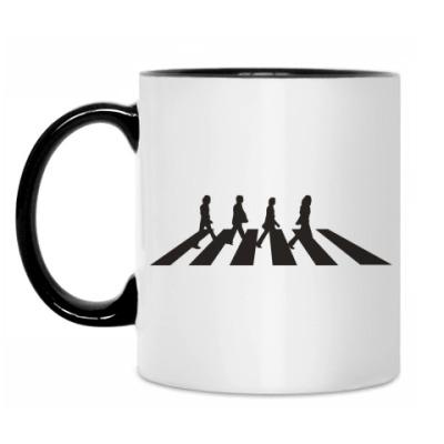 Кружка Abbey Road