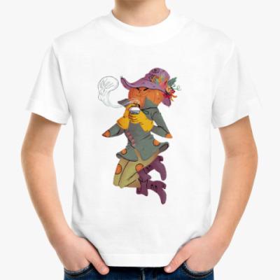 Детская футболка Джек Фонарь