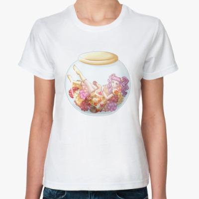 Классическая футболка  Компэйто